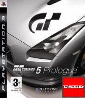 Gran Turismo 5 Prologue PS3 USED