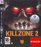 Killzone 2 PS3 USED