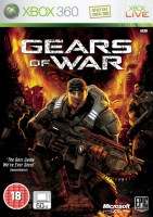 Gears of War X360 USED