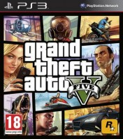 Grand Theft Auto V PS3 NEW