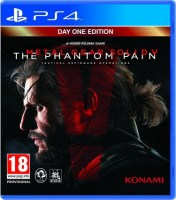 Metal Gear Solid V : The Phantom Pain PS4 NEW