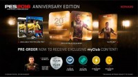 Pro Evolution Soccer 2016 Anniversary Edition (Ελλην.) PS4 NEW