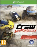 The Crew Wild Run Edition XONE NEW