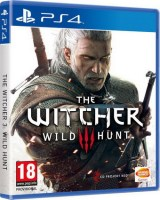 The Witcher 3: Wild Hunt D1 Edition PS4 NEW