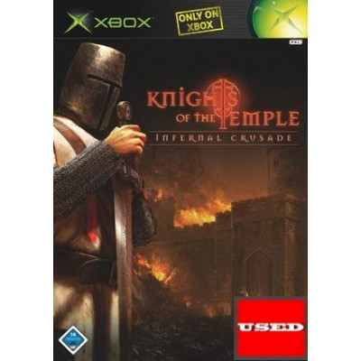 Knights of the Temple: Infernal Crusade XBOX USED