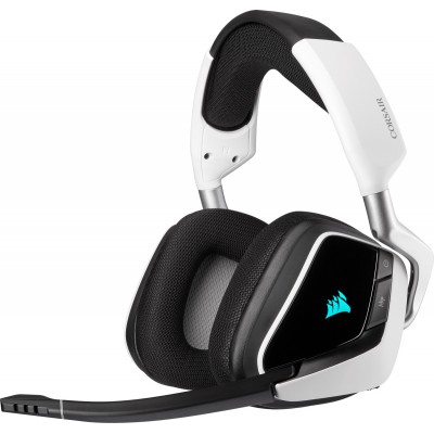 Corsair  Gaming Headset   Void Elite  Wireless White   ( CA-9011202-EU )