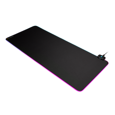 CORSAIR Mousepad MM700 RGB Extended XL Black (930x400x4)  ( CH-9417070-WW )