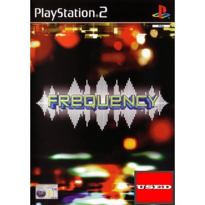 Frequency PS2 USED (Disc Only)