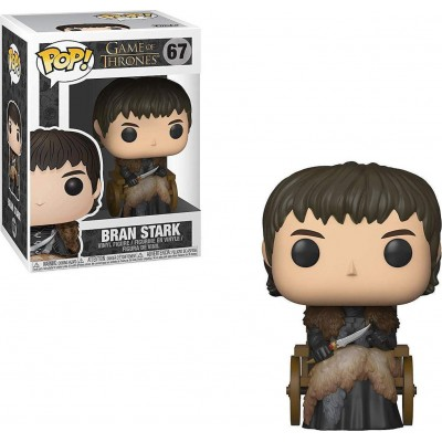 POP! Game of Thrones - Bran Stark #67 Vinyl Figure