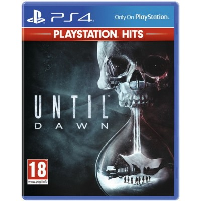 Until Dawn (Playstation Hits) PS4 NEW