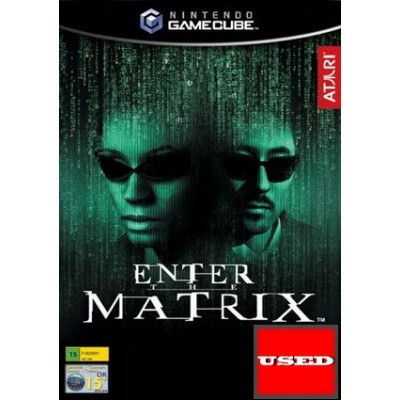 Enter the Matrix GC USED
