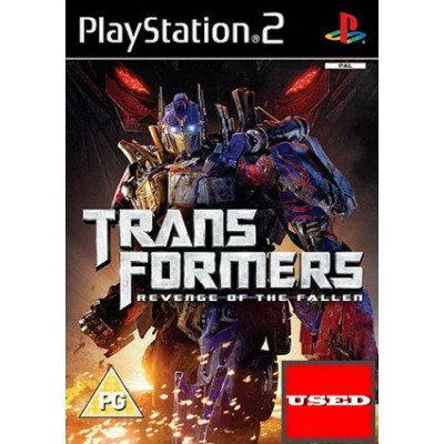 Transformers: Revenge of the Fallen PS2 USED