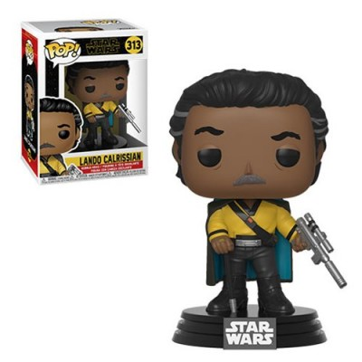 POP! Star Wars Ep 9 - Lando Calrissian #313 Vinyl Figure