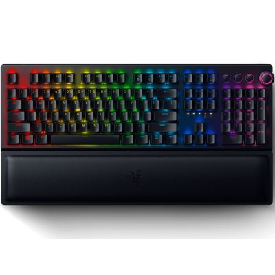 Razer BlackWidow V3 PRO - Wireless Mechanical Keyboard