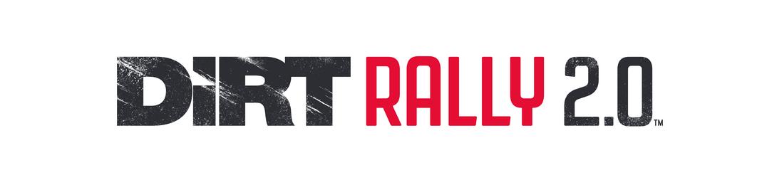 Resultado de imagem para dirt rally 2.0 logo png