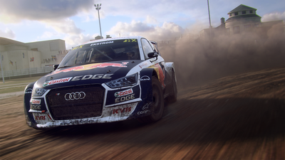DiRT Rally 2.0 Audi RX 1