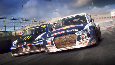 DiRT Rally 2.0 Audi RX 2