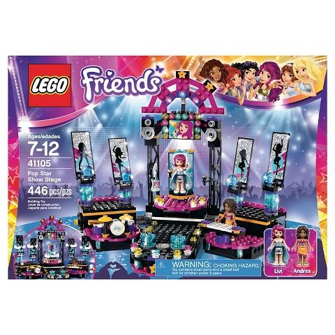 Προσφορές : Lego Friends : Pop Star Show Stage (41105)