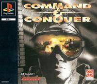 Command and Conquer PSX USED (No Manual)