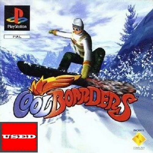 Cool Boarders PSX USED