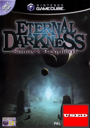 Eternal Darkness: Sanitys Requiem GC USED