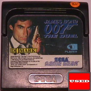 James Bond 007: The Duel GG UNBOXED