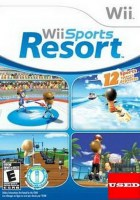 Wii Sports/Wii Sports Resort Wii USED (Paper Case)
