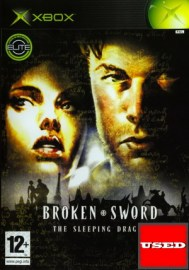 Broken Sword: The Sleeping Dragon XBOX USED