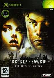 Broken Sword: The Sleeping Dragon XBOX NEW