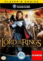 Lord of the Rings: The Return of the King GC USED