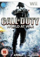 Call of Duty: World at War Wii NEW