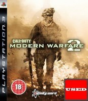 Call of Duty: Modern Warfare 2 PS3 USED