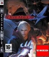 Devil May Cry 4 PS3 USED