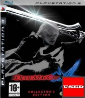 Devil May Cry 4 (Collectors Ed.) PS3 USED
