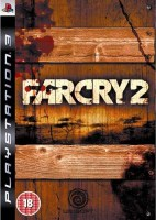 Far Cry 2 (Collectors Ed. NO T-SHIRT) PS3 USED