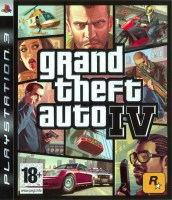 Grand Theft Auto IV PS3 USED (Disc Only)