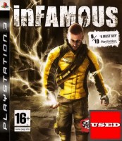 inFamous PS3 USED