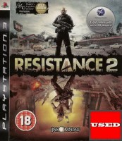 Resistance 2 PS3 USED
