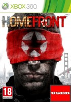 Homefront X360 USED THQην9