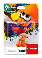 Inkling Squid Orange amiibo packaging5