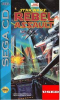 Star Wars - Rebel Assault (U) (Front)