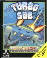 Turbo Sub LYNX NEW Atari