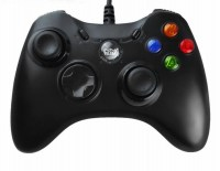 WELCOM-WE-890S-font-b-USB-b-font-Wired-Controller-Gamepad-LED-Indicator-Double-font-b