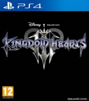 Kingdom Hearts III PS4 NEW