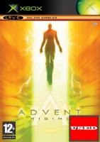 Advent Rising XBOX USED