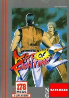 Art of Fighting 2 NGCD USED
