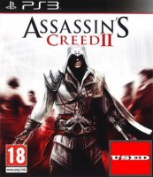 Assassins Creed II PS3 USED
