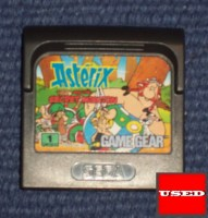 Asterix and the Secret Mission GG UNBOXED