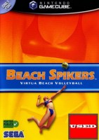 Beach Spikers: Virtua Beach Volleyball GC USED