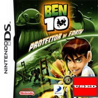 Ben 10: Protector of Earth DS USED